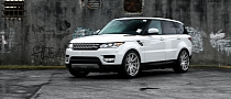 2014 Range Rover Sport Gets Vossen Wheels [Photo Gallery]