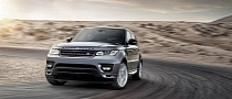 2014 Range Rover Sport to Gain Hybrid Version