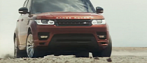 2014 Range Rover Sport: To The Top… And Back [Video]