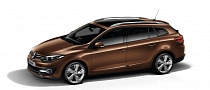 2014 Renault Megane UK Pricing and Specs Announced