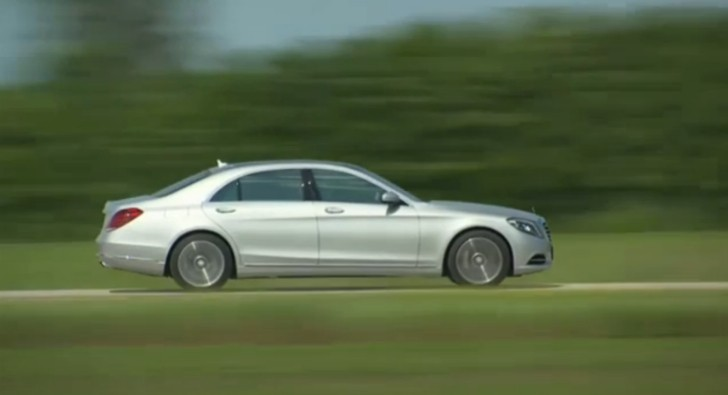 2014 S-Class W220 Gets Driven by Edmund's [Video]