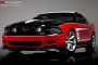2014 Saleen George Follmer Edition Mustang Unveiled [Photo Gallery]