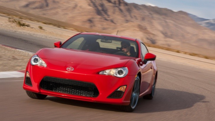 2014 Scion FR-S Convertible Coming