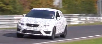 2014 SEAT Leon Cupra R Targets New FWD Nurburgring Record [Video]