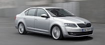 2013 Skoda Octavia Will be Sold in China Alongside the Old Model