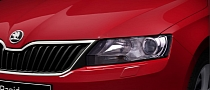 2014 Skoda Rapid Announced with New Engine