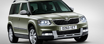 2014 Skoda Yeti UK Pricing Announced