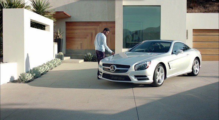 2014 SL Roadster (R231) Gets Infomercial by MB USA [Video]
