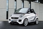 2014 Smart Fortwo Leaked Ahead of Geneva