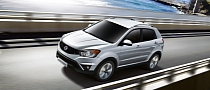 2014 SsangYong Korando Details, UK Pricing Announced [Photo Gallery]