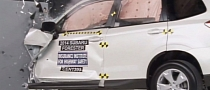 2014 Subaru Forester Earns Top Safety Pick+ [Video]