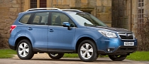 2014 Subaru Forester UK Pricing Revealed