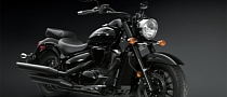 2014 Suzuki Boulevard C50 B.O.S.S. Is Black, Is Evil and We Love It