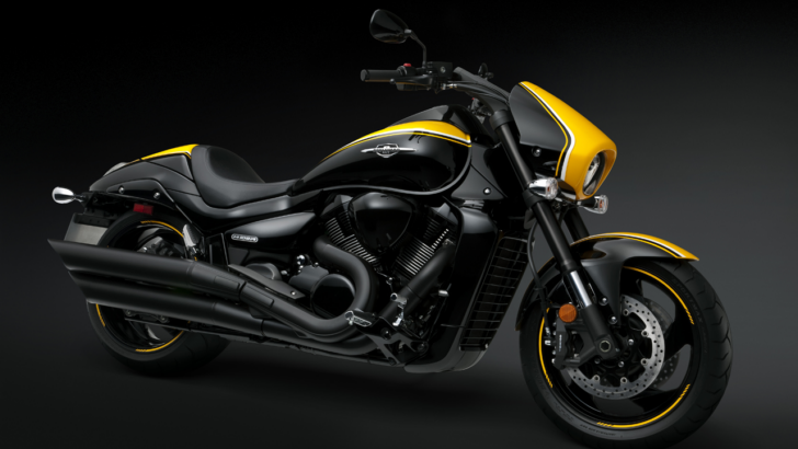2014 Suzuki Boulevard M109R B.O.S.S. Needs No Introduction