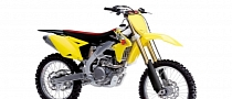 2014 Suzuki RM-Z450 Launched, Price Still TBA
