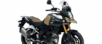 2014 Suzuki V-Strom 1000 Unveiled with Insanely Attractive Price [Photo Gallery]