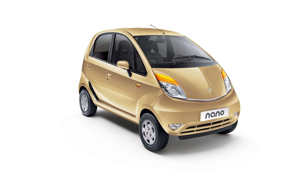 2014 Tata Nano Revealed With More Awesomeness Than Ever