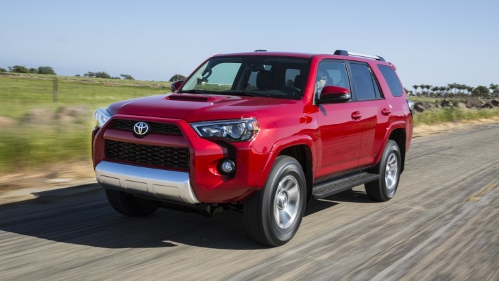 2014 Toyota 4Runner Details Revealed [Photo Gallery]