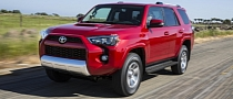 2014 Toyota 4Runner Is Rugged This, Rugged That... [Photo Gallery]