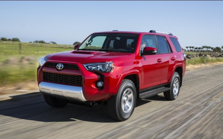 2014 Toyota 4Runner Is Rugged This, Rugged That [Photo Gallery]