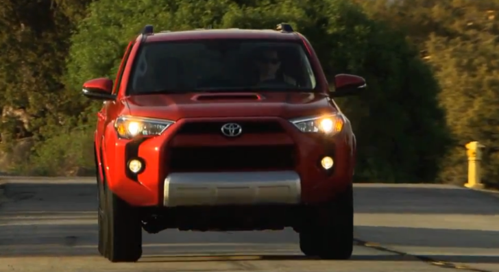 2014 Toyota 4Runner On the Road [Video]