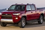 2014 Toyota 4Runner Rendered as Pickup