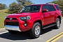 2014 Toyota 4Runner Revealed [Photo Gallery]