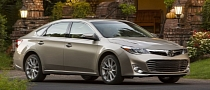 2014 Toyota Avalon US Pricing Announced
