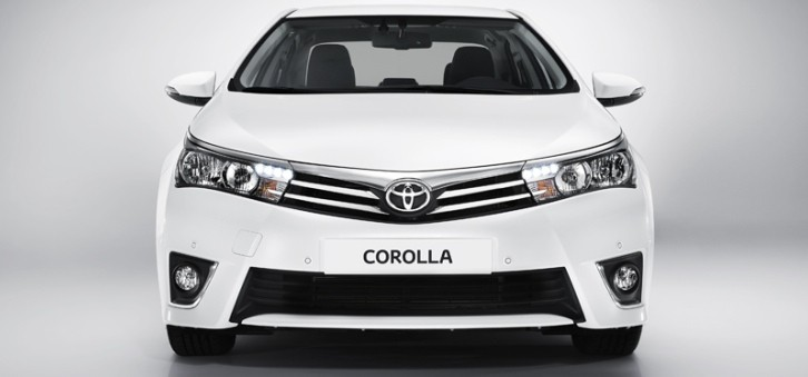 2014 Toyota Corolla Available in Ireland