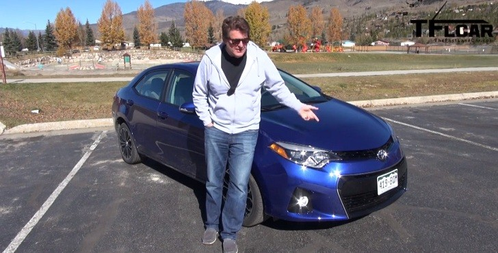 2014 Toyota Corolla Driven on the Ike Gauntlet by TFL [Video]