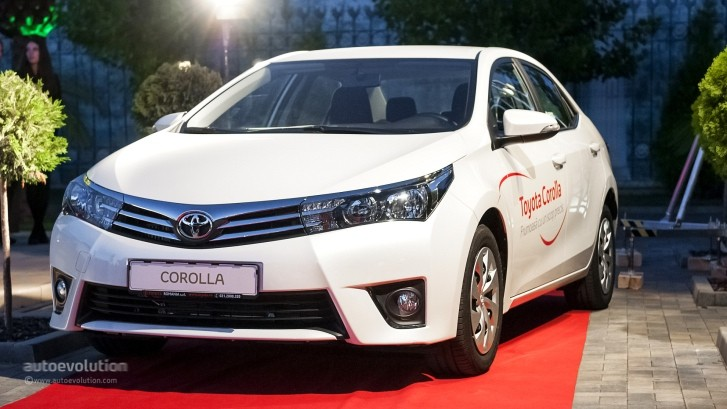 2014 Toyota Corolla: First Encounter, Beauty with Purpose [Photo Gallery]