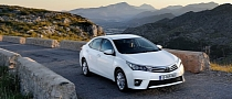 2014 Toyota Corolla Launching in the UAE