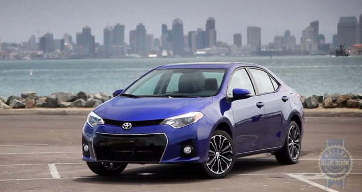 2014 toyota corolla prototype review by kbb video. Black Bedroom Furniture Sets. Home Design Ideas