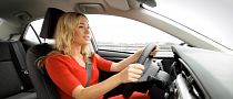 2014 Toyota Corolla Reviewed by Sexy Anastasia [Video]