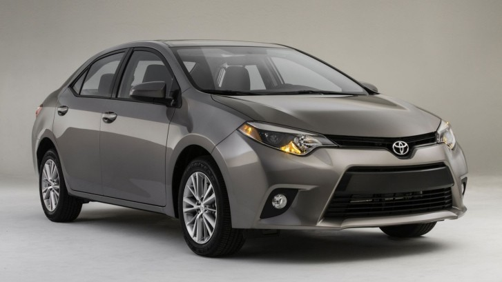 "2014 Toyota Corolla Selected for ""Green Car of the Year"""