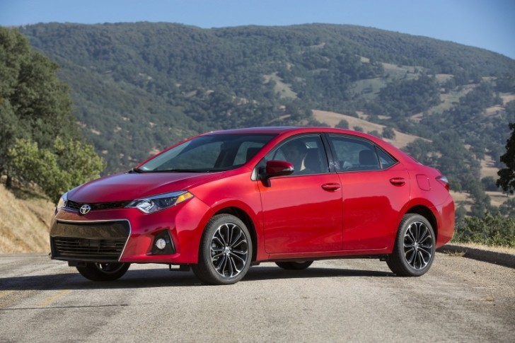 2014 Toyota Corolla US Pricing Announced