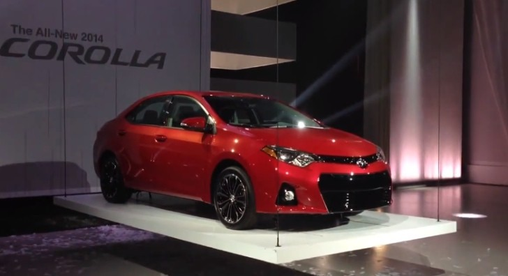 2014 Toyota Corolla Walkaround [Video]