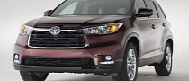 2014 Toyota Highlander, Highlander Hybrid Pricing Announced
