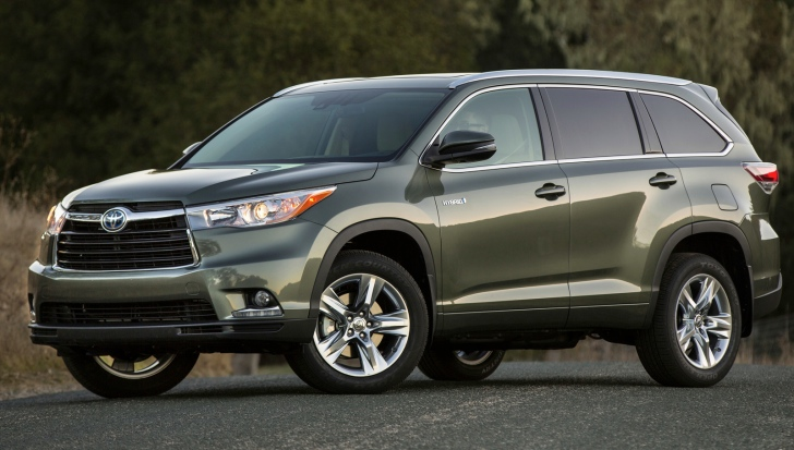 2014 Toyota Highlander Recalled Over Seatbelt Issue ...