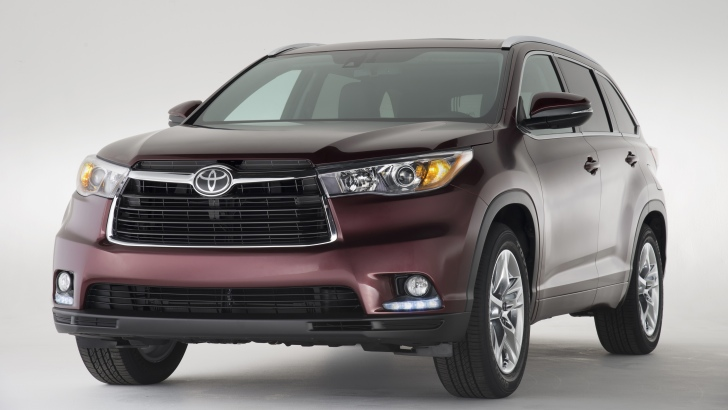 2014 Toyota Highlander Starting under $30,000