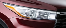 2014 Toyota Highlander Teaser Released