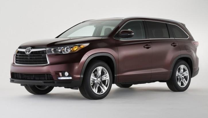2014 Toyota Kluger (Highlander) Australia Specs and Price