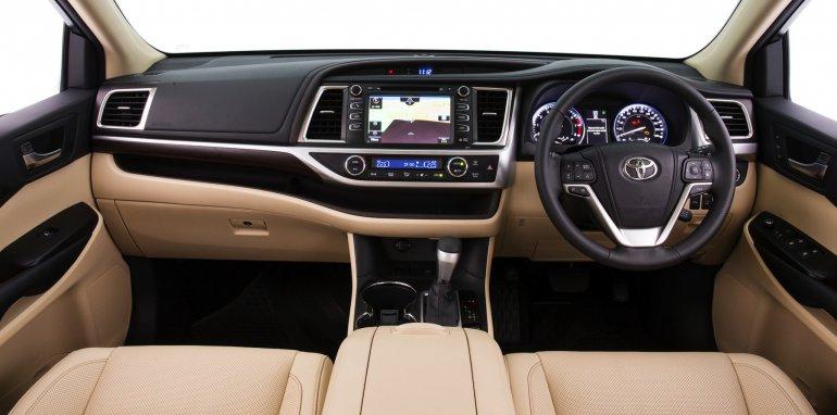 2014 Toyota Kluger Highlander Australia Specs And Price