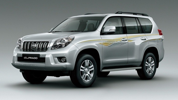 2014 Toyota Land Cruiser Prado - Most Expensive SUV Made in China