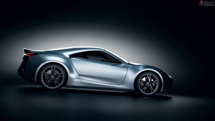 2014 Toyota Supra Gets Rendered