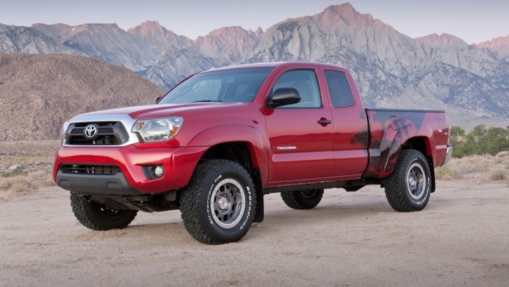 "2014 Toyota Tacoma Is ""The Greatest Deal"" - Auto Types"