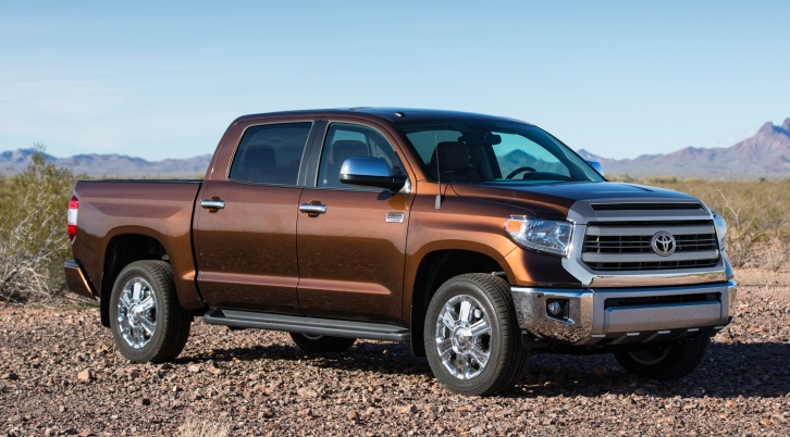 2014 Toyota Tundra Also Nominated for North American Car/Truck of the Year