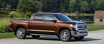 2014 Toyota Tundra Details Revealed