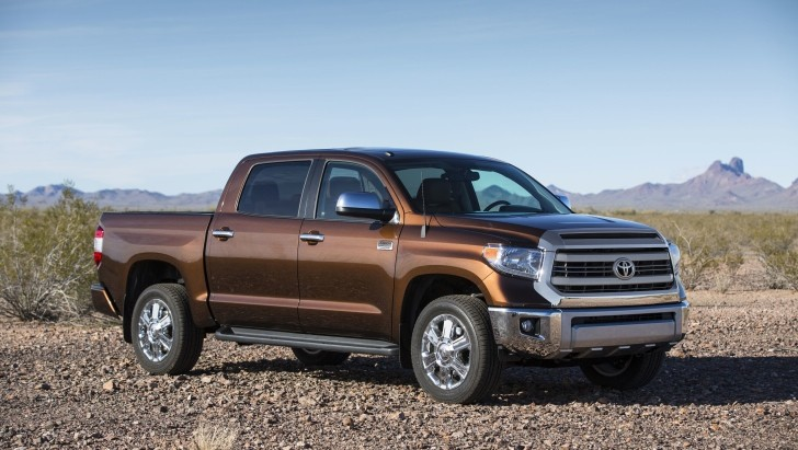 2014 Toyota Tundra Enters Production in Texas