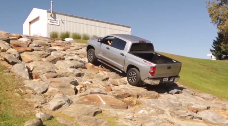 2014 Toyota Tundra First Drive by Consumer Reports [Video]